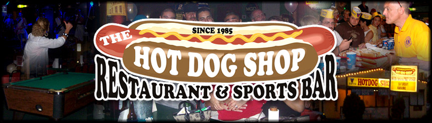 The Hot Dog Shop - Houston, TX 77041